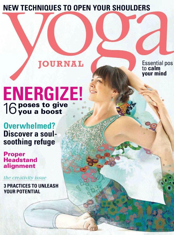 May 2012 Yoga Journal