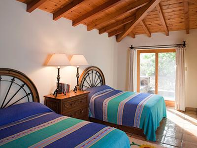 Ranchera bedroom