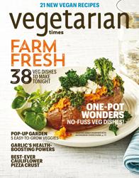 Vegetarian Times April 2016