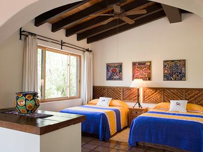 Villa Studio bedroom