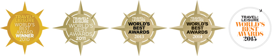 Worlds Best Awards 2015 - Rancho la Puerta