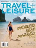 Travel + Leasure 2013