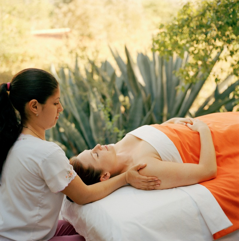 Outdoor Massage 2