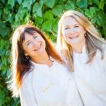 Denise and Meadow Linn