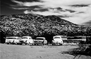 Mt Kuchumaa and Cars