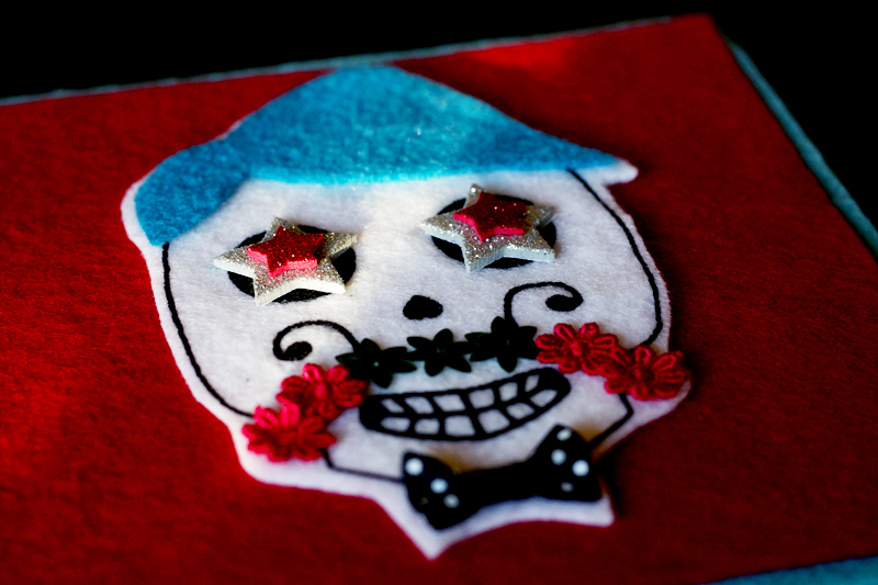 day of the dead art 6