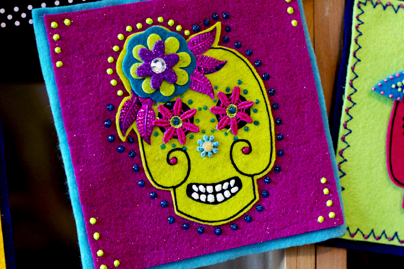 day of the dead art 9