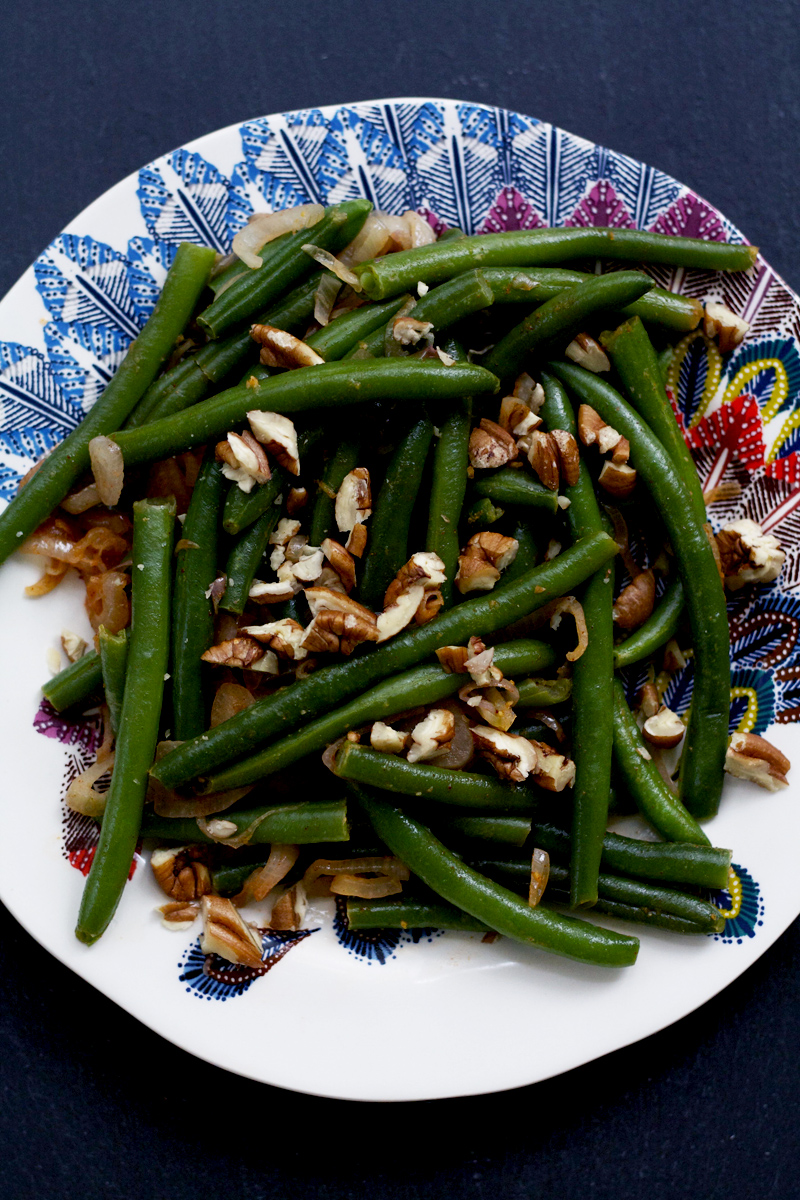 green beans with pecans recipe 3