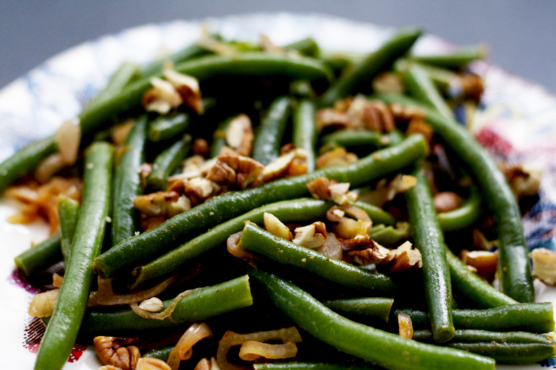 green beans with pecans recipe 4