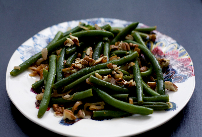 green beans with pecans recipe 6