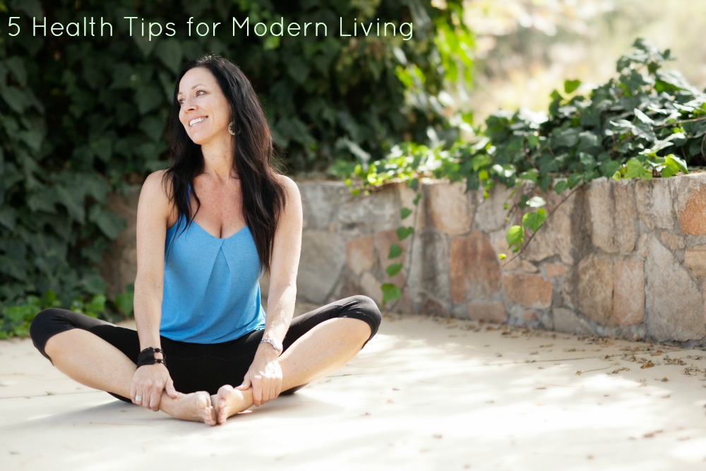5 Health Tips for Modern Living