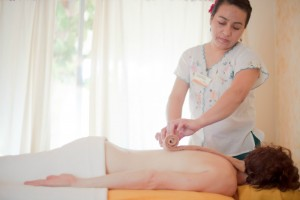 Detox Massage at Rancho La Puerta