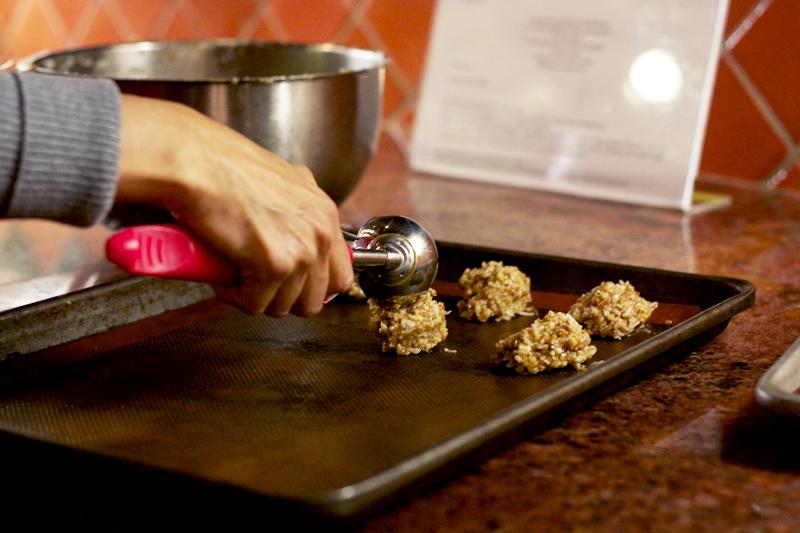 Gluten Free Coconut Almond Cookies 2