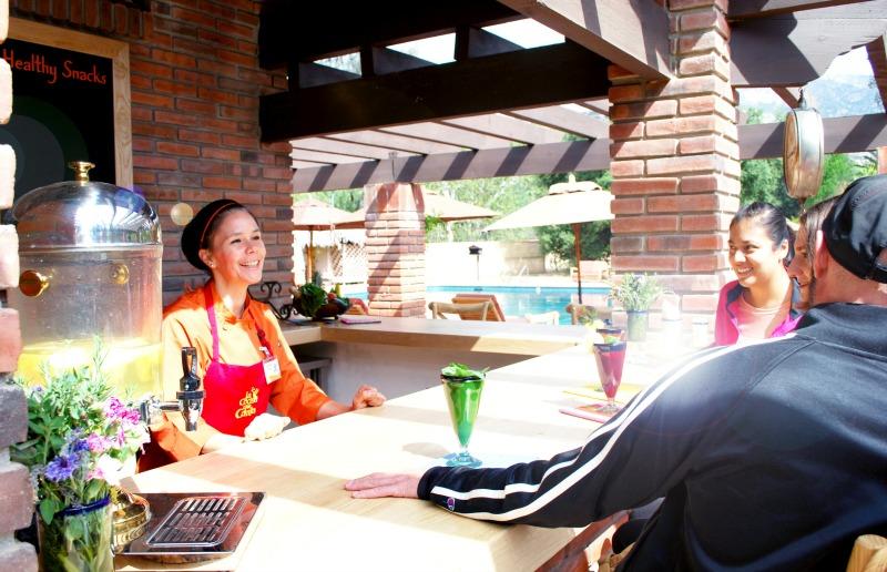Organic Juice Bar Rancho La Puerta 3