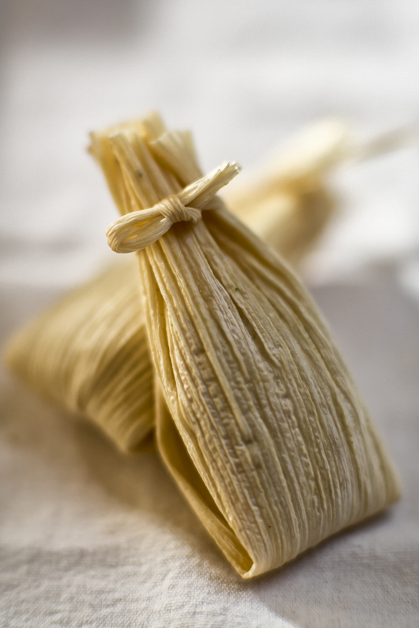 Rancho La Puerta Vegetable Tamales