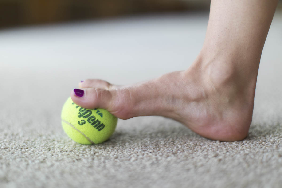Foot Massage in Release and Mobilize