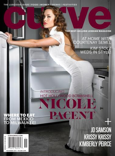 Curve Magazine November 2013