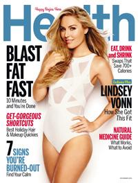 Health Magazine December 2015