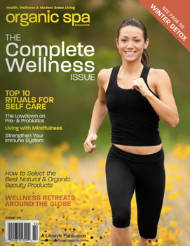 Organic Spa - February 2016 Issue