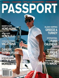 Passport Magazine February 2013