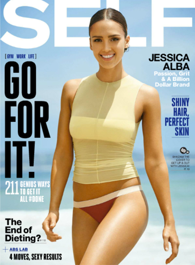 SELF Magazine October 2015