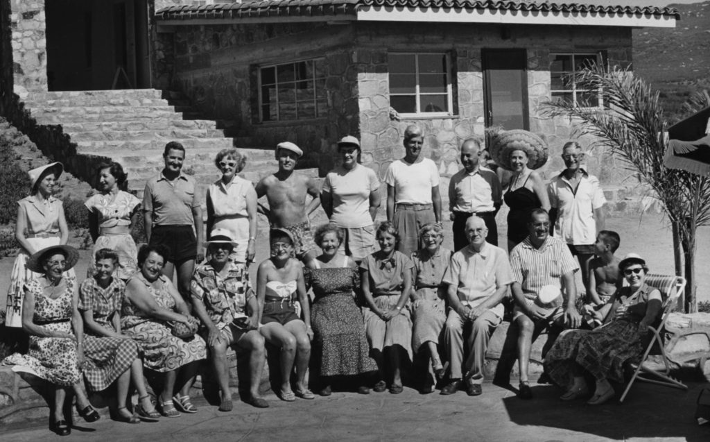 Origins of the Ranch, Part VI
