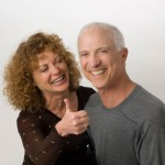 Jennifer Fox and Paul Gould