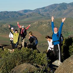 Mountain Hike: 7.5 Mile Kuchumaa Breakfast Advanced