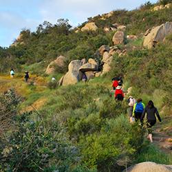 Mountain Hike (Professor's Trail)