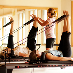 Pilates Intermediate Reformer, Level 2