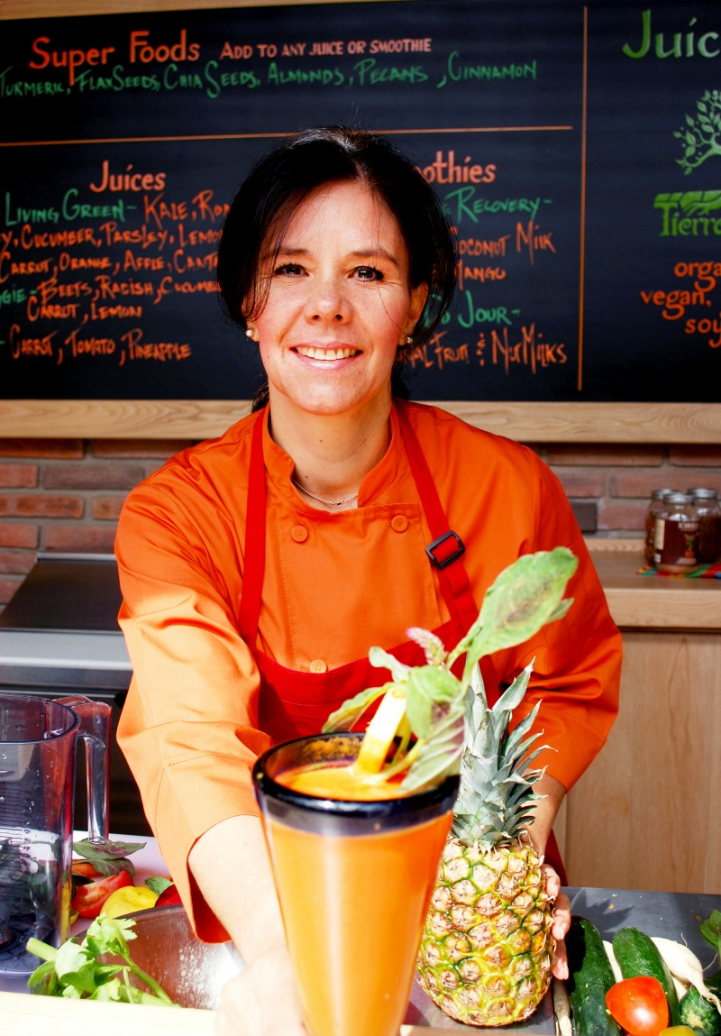 Organic Juice Bar Rancho La Puerta