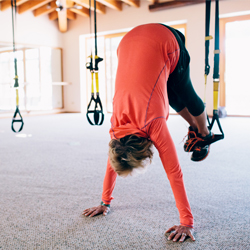 TRX Cardio: Level 2-3 at Rancho La Puerta