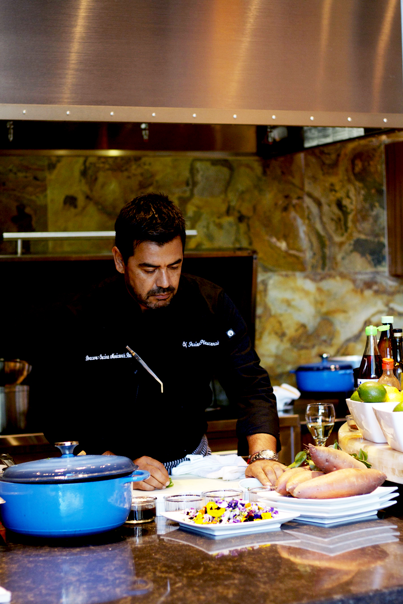 The Baja Kitchen Event with Chef Javier Plascencia