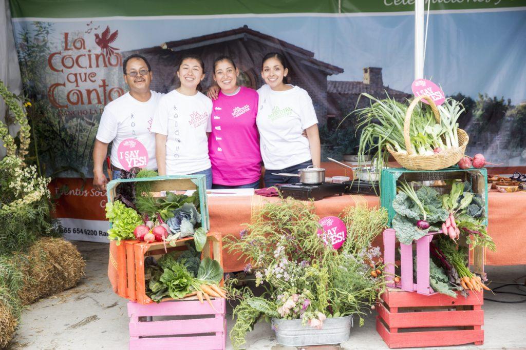 The La Cocina Que Canta Team