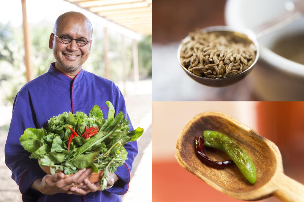 Raghavan Iyer's Recipes
