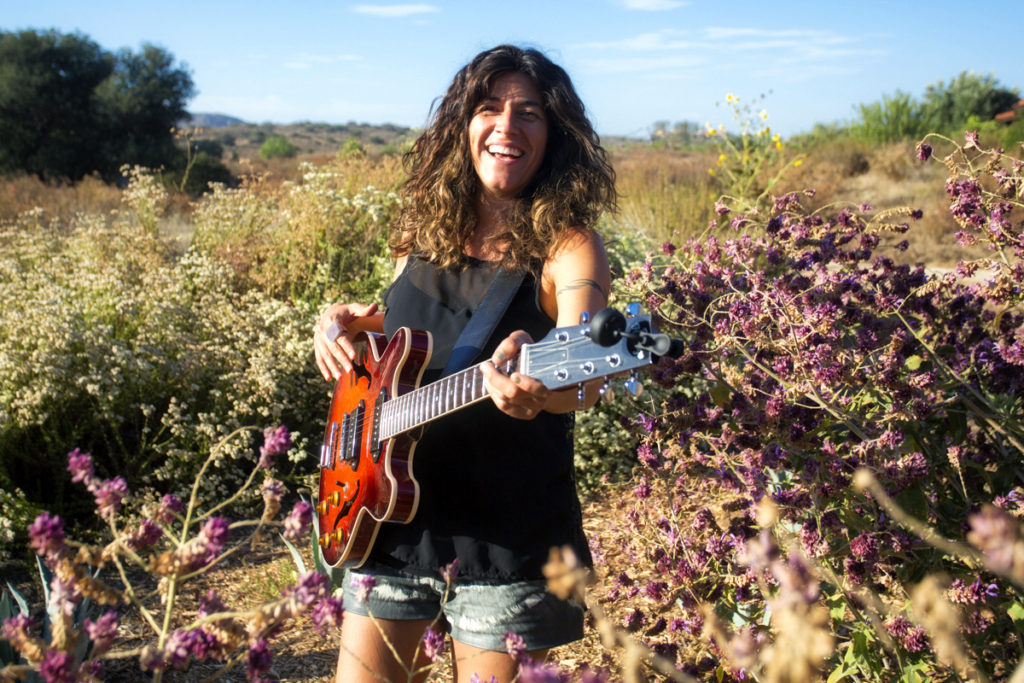 Gettin' earthy at The Ranch with singer Steph Johnson