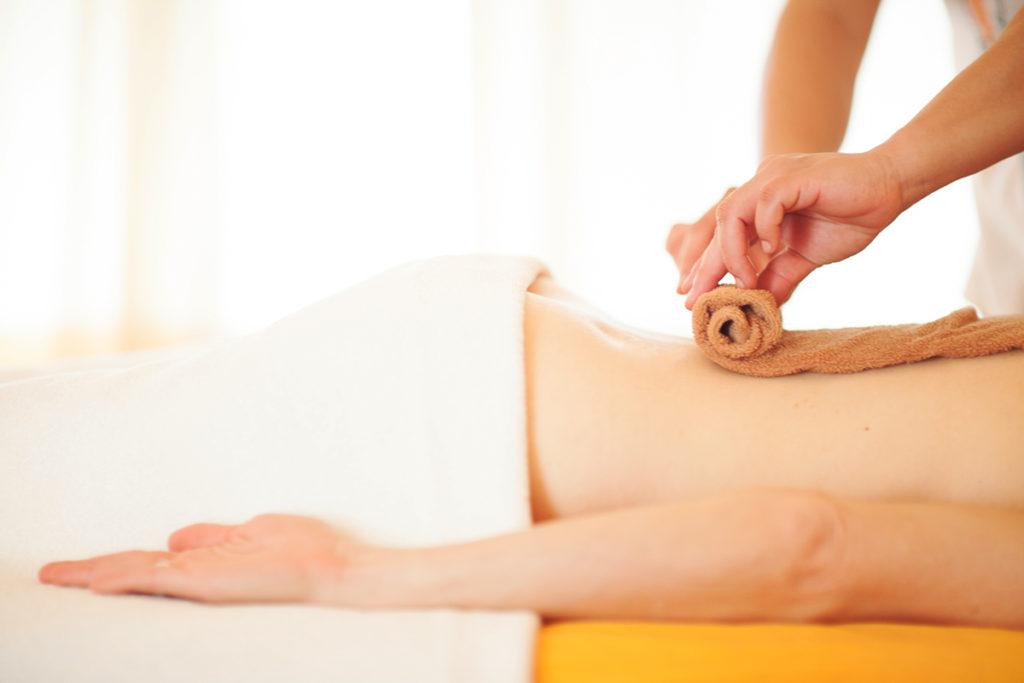 Aromatherapy Massage at Rancho La Puerta