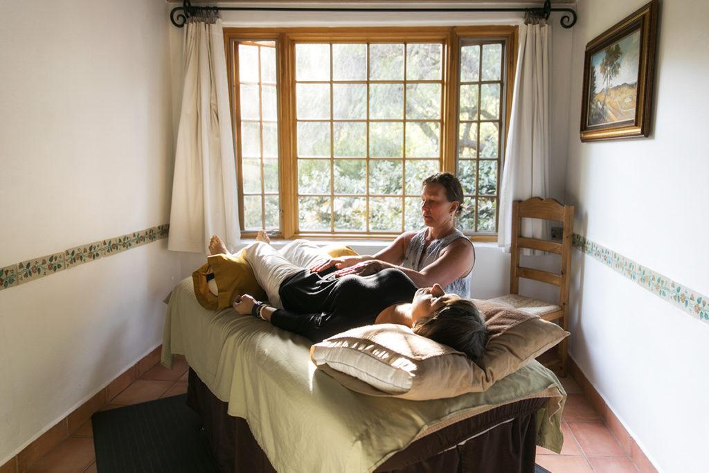 Energy Medicine with Jonelle Rutkauskas at Rancho La Puerta