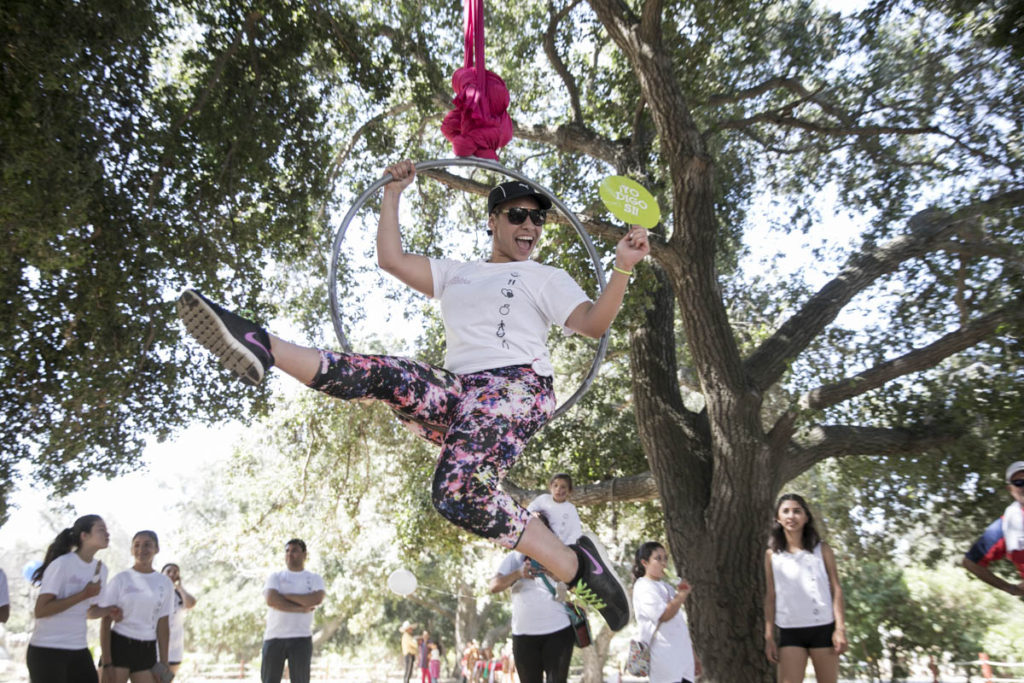 The Ranch Celebrates Global Wellness Day in Tecate