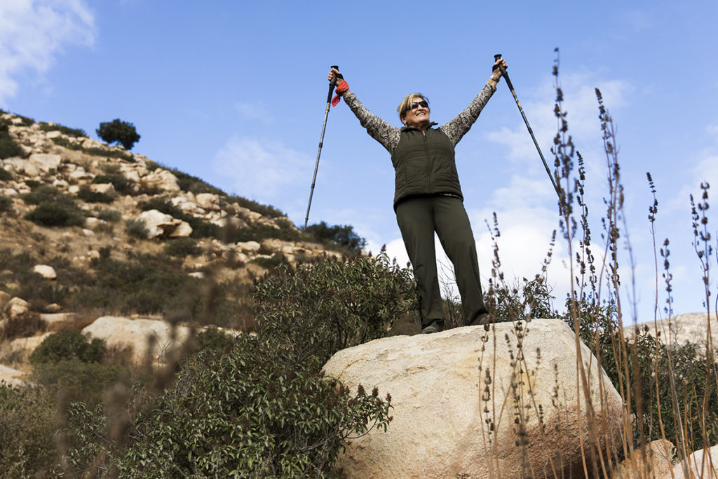 Three Benefits of Hiking with Hiking Poles
