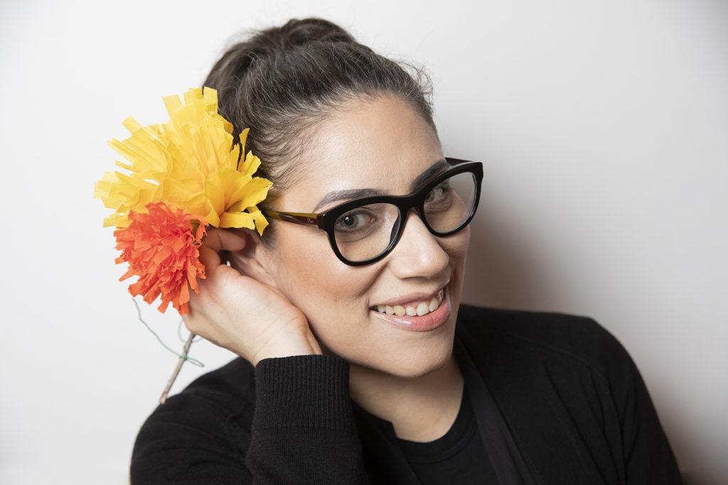 Celebrating Día de los Muertos with Beautiful Paper Marigolds