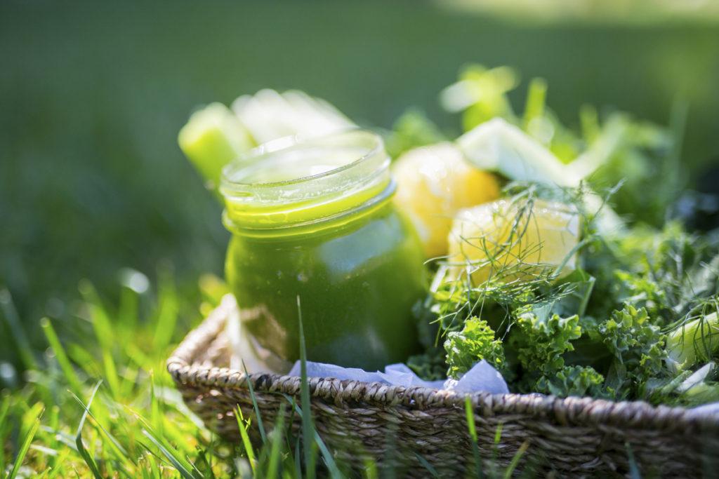 The Ranch's Signature Green Juice Recipe