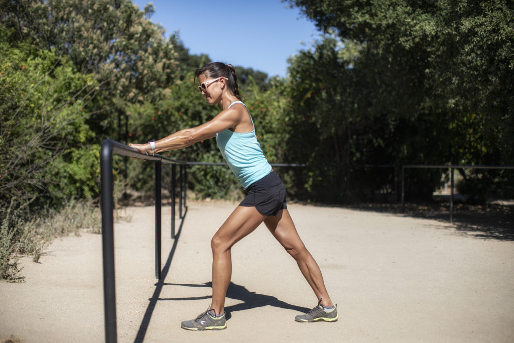 Rancho La Puerta's After-Hike Stretch Routine
