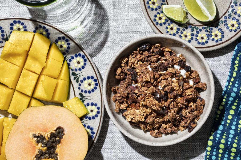 Granola Refresh – The Organic Vegan Recipe