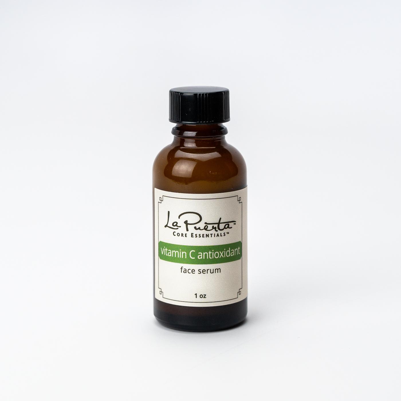 Why You Need La Puerta Core Essentials ™ Vitamin C Antioxidant Face Serum