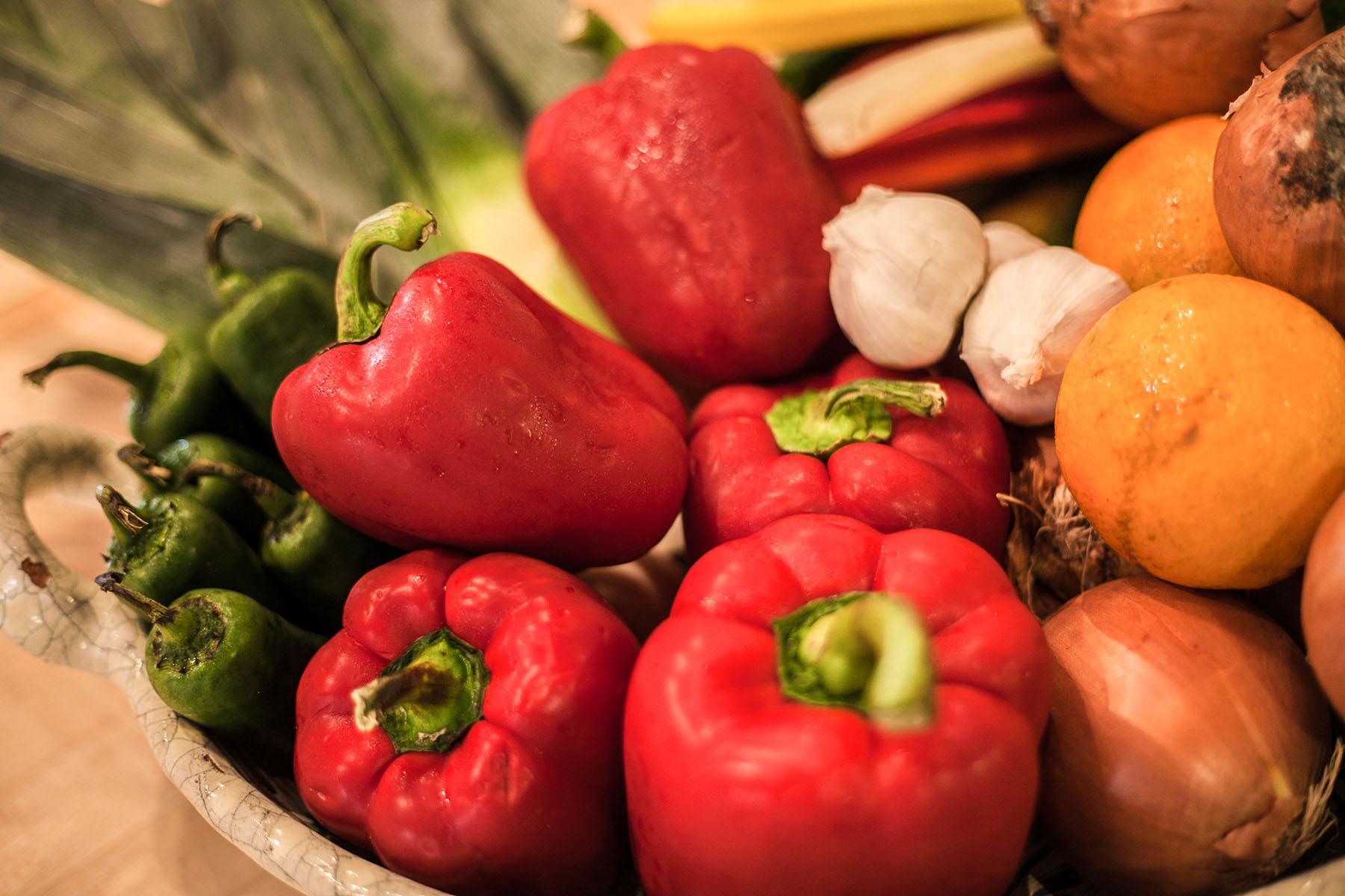 Su-Mei's Vegetable Stock