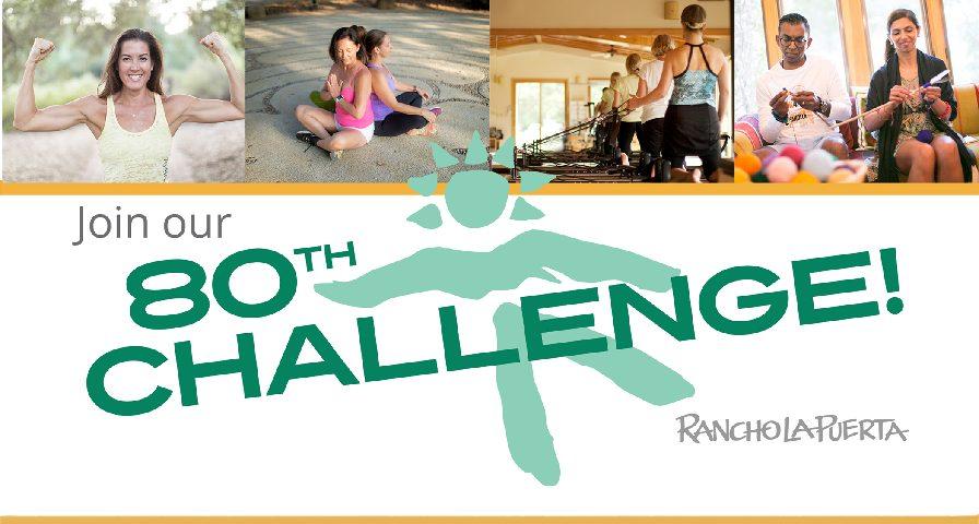 80th Anniversary Challenge