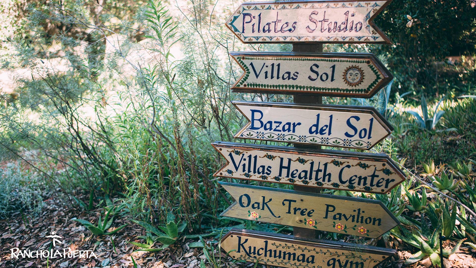 Rancho La Puerta Virtual Backdrops and Wallpaper