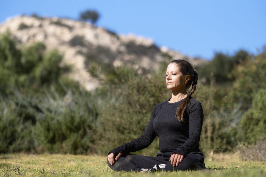 Nourishment and Mindfulness Meditation.