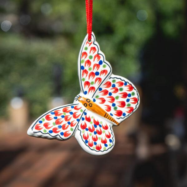 Gorky Ornament Butterfly